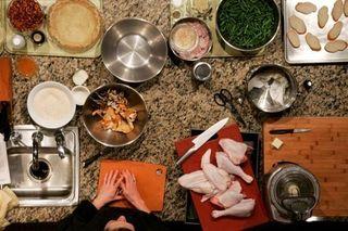 Thanksgiving Class 2010